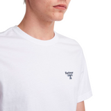 Barbour Beacon T-Shirt - White