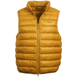 Barbour Bretby Gillet - Lunar Yellow