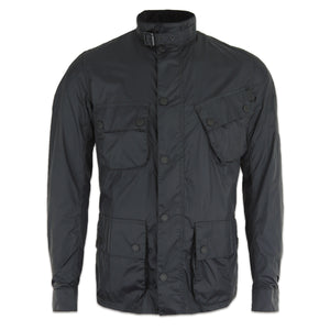 Barbour International Nylon Jacket - Black - Arena Menswear