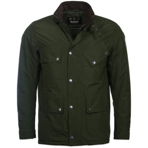 Barbour International Tyne Waterproof Jacket - Sage