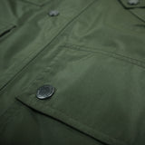 Barbour International Tyne Waterproof Jacket - Sage - Arena Menswear