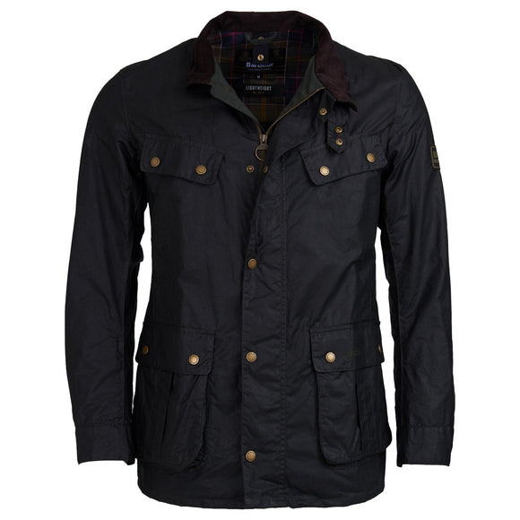Barbour Lightweight 4oz Duke Jacket - Olive