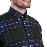 Barbour Lustleigh Shirt - Forest