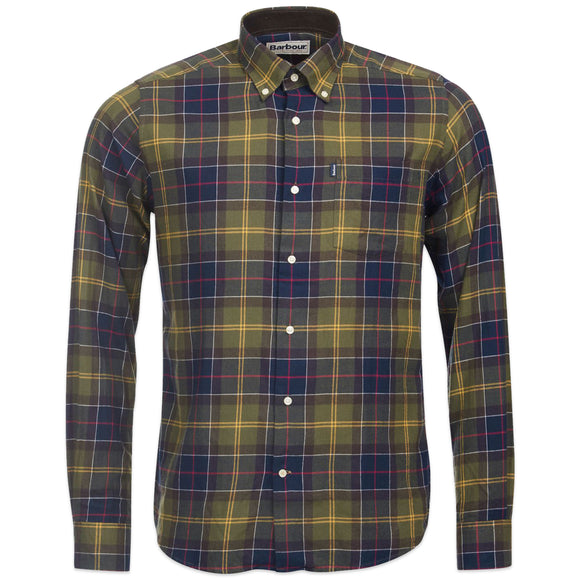 Barbour Stapleton Murray Shirt - Classic Tartan - Arena Menswear