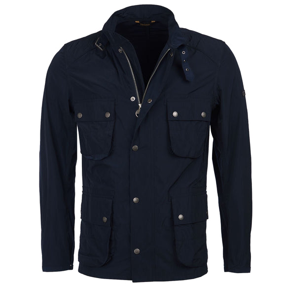 Barbour Weir Casual Jacket - Navy