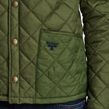 Barbour Quilted Starling Jacket - Moss - Arena Menswear