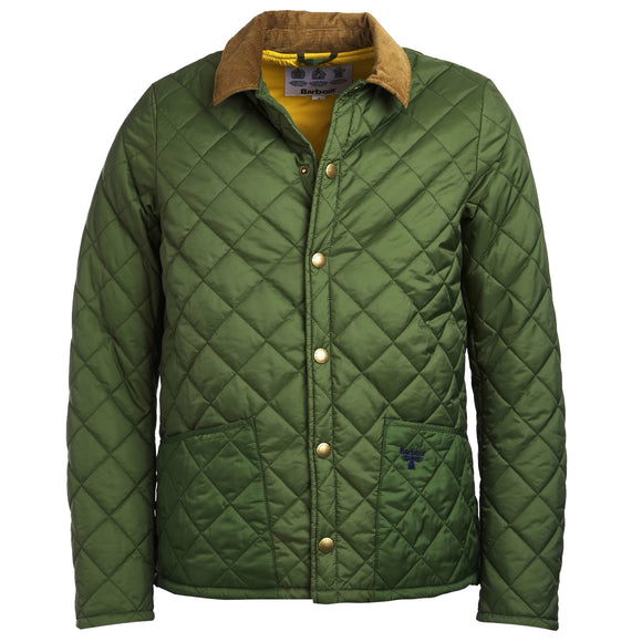 Barbour Quilted Starling Jacket - Moss