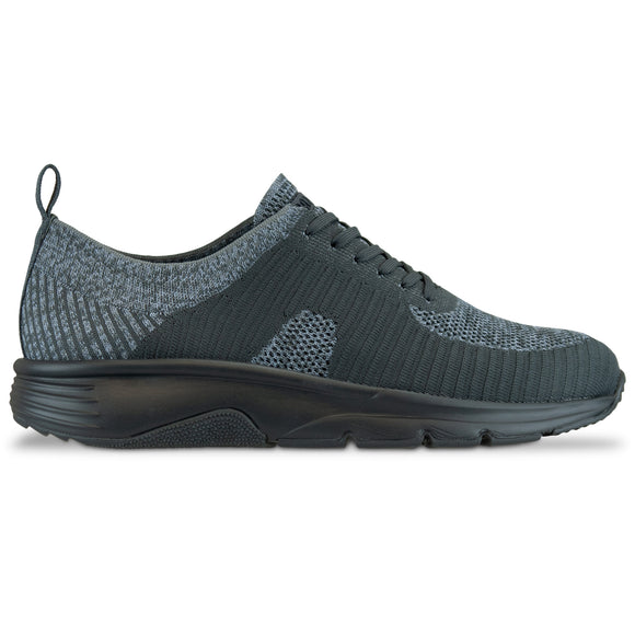 Camper Drift Knit Trainer - Black Shadow - Arena Menswear