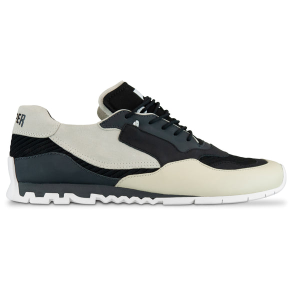 Camper Nothing Trainer - Black/White - Arena Menswear