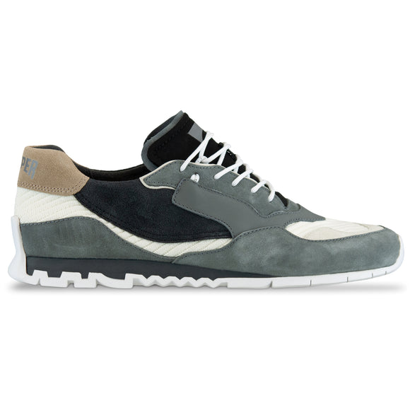 Camper Nothing Trainer - Grey/White