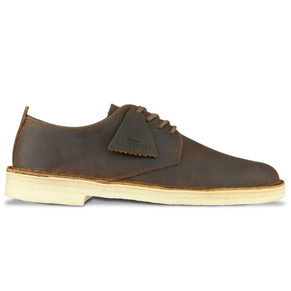 Clarks Originals Desert London - Beeswax - Arena Menswear
