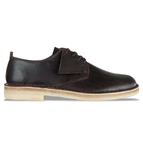 Clarks Originals Desert London - Chestnut Leather