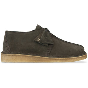 Clarks Originals New Desert Trek - Dark Brown