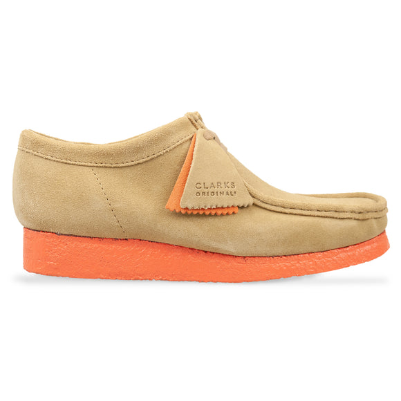 Clarks Originals Wallabee - Light Tan