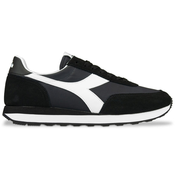 Diadora Koala Trainers - Black/White