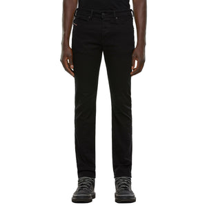 Diesel Buster 688H Tapered Fit Jeans - Black