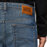 Diesel Buster X 9EI Tapered Stretch Jeans