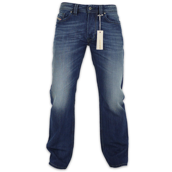 Diesel Larkee 8XR Straight Fit Jeans - Blue - Arena Menswear
