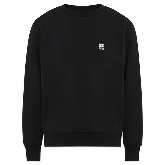 Diesel S-Girk K12 Crew Sweat - Black