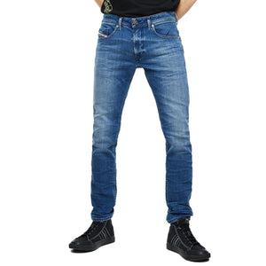 Diesel Thommer X 97X Stretch Slim Jeans - Light Blue