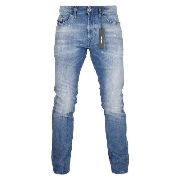 Diesel Thommer 81AS Slim Fit Jeans - Light Blue