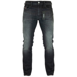 Diesel Thommer 87AM Slim Jeans - Dark Grey