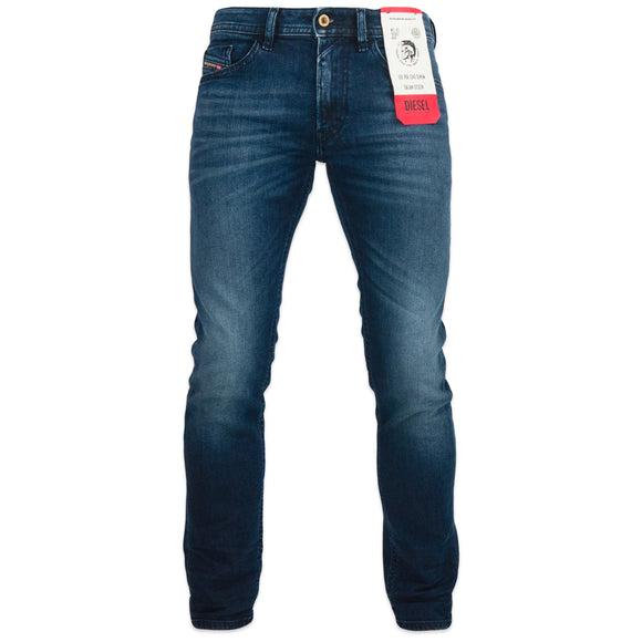 Diesel Thommer 87AS Slim Jeans - Dark Blue - Arena Menswear