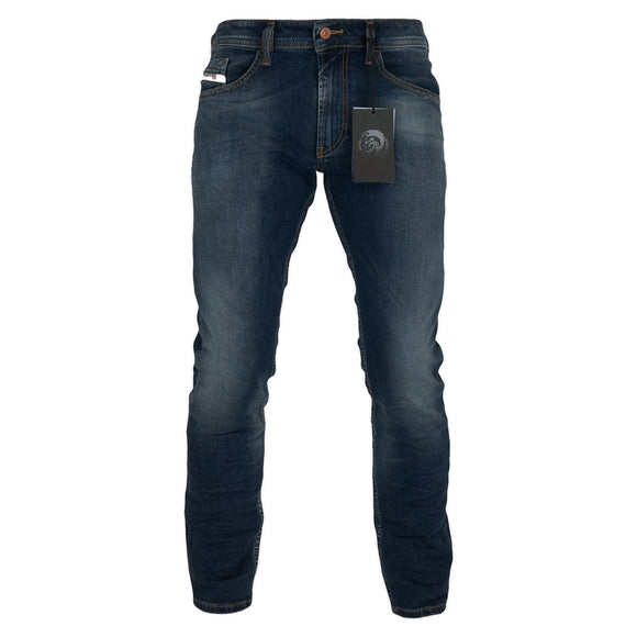 Diesel Thommer 83AD Slim Fit Jeans - Dark Blue
