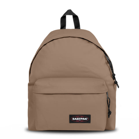 EASTPAK Padded Pak'r Backpack in Cream Beige