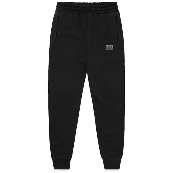 Emporio Armani EA7 Clear Badge Skinny Jogger - Black