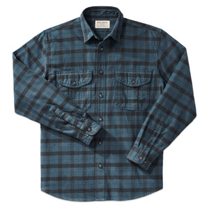 Filson Alaskan Guide Shirt - Midnight/Black