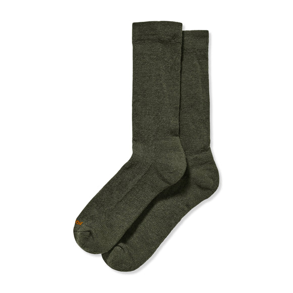 Filson Everyday Crew Socks - Green