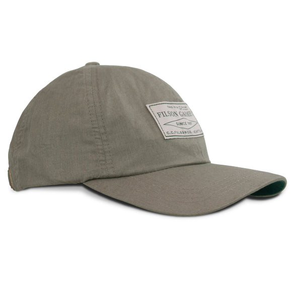 Filson Lightweight Angler Cap - Light Olive