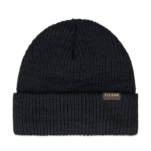 Filson Watch Cap - Black