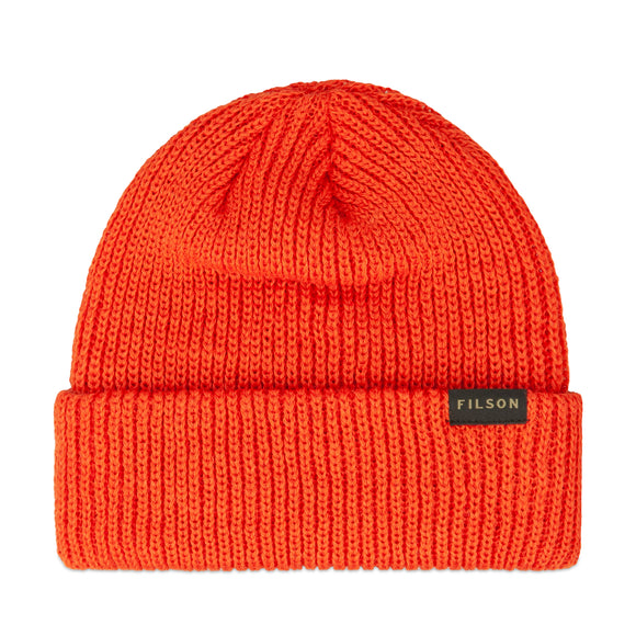 Filson Watch Cap - Flame