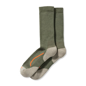 Filson Country Outdoorsman Socks - Green Blaze
