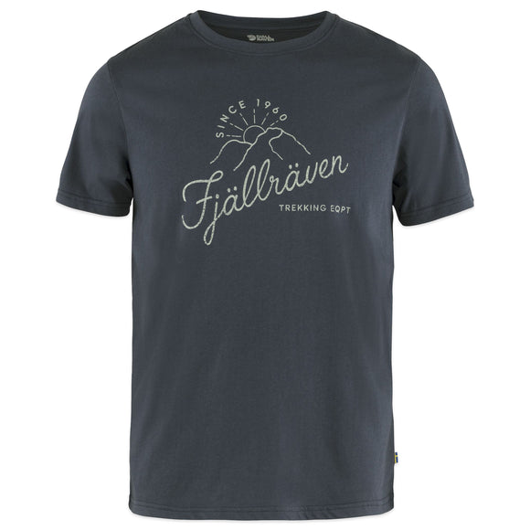 Fjallraven Sunrise T-Shirt - Navy