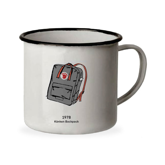 Fjallraven Enamel Mug - Kankan Backpack