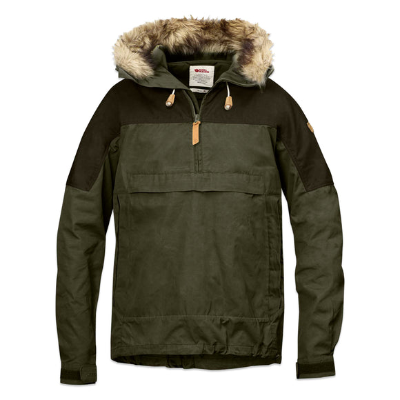Fjallraven Singi Anorak - Laurel Green/Deep Forest