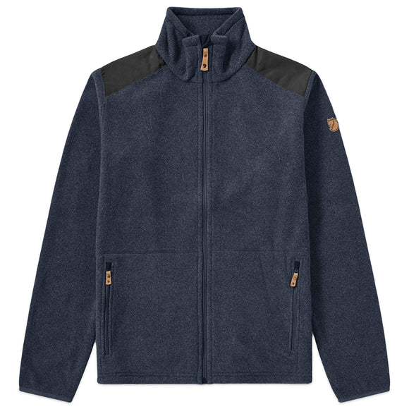 Fjallraven Sten Fleece - Dark Navy