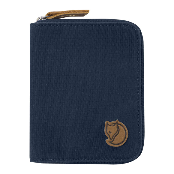 Fjallraven Zip Wallet - Navy