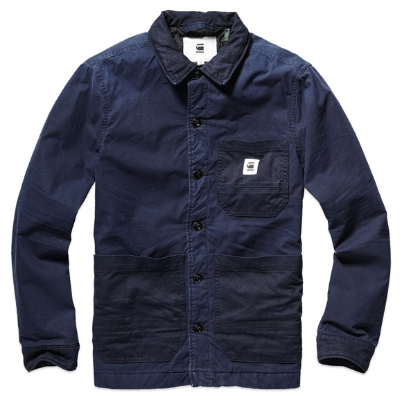 G-Star Blake Padded Jacket - Sartho Blue