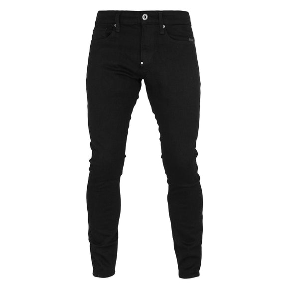 G-Star Revend Skinny Jeans - Elto Nero Pitch Black Superstretch