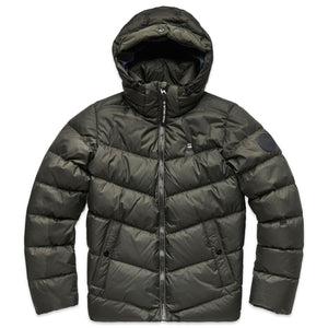 G-Star Whistler Down Filled Puffer Jacket - Asfalt