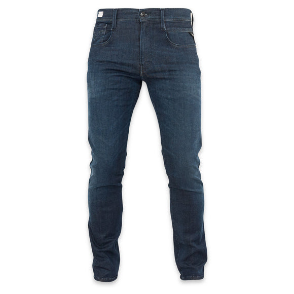 Replay Hyperflex Anbass Slim Fit Jeans - Rinse 804-007 - Arena Menswear