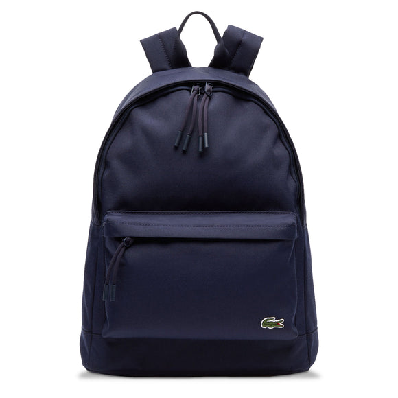 Lacoste Néocroc Canvas Backpack NH2677NE - Navy