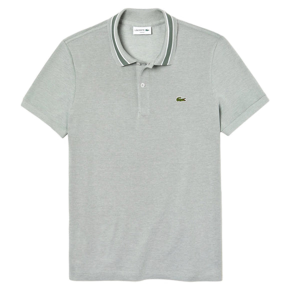 Lacoste Birdeye Pique Polo PH4251 - Castor Green