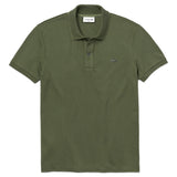 Lacoste Birdseye Pique Polo PH5005 - Khaki Green