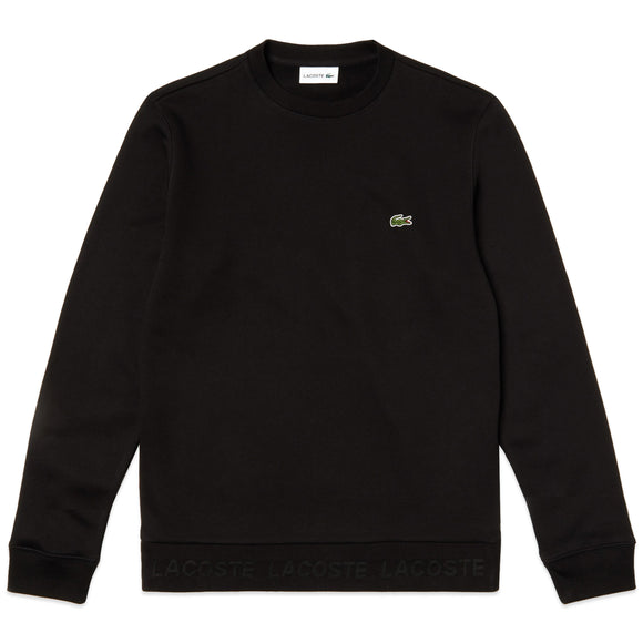 Lacoste Crew Sweat SH8577 - Black