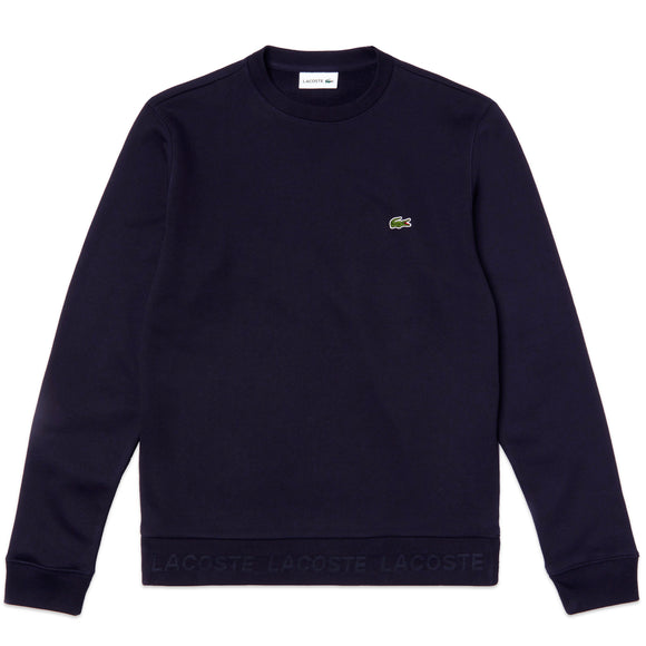 Lacoste Crew Sweat SH4385 - Navy